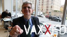 """VaxXed Meets Paul Offit                               the """"leading voice for vaccines"""" is pure evil"""