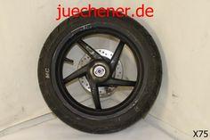 Aprilia SR 50 SR50 Vorderrad Felge Rad Reifen Bremsscheibe