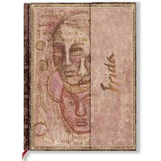 Faszinierende Handschriften Frida Kahlo Ein Doppelporträt - Faux Leder - Notizbuch Groß Liniert - Paperblanks Paperblanks http://www.amazon.de/dp/1551568586/ref=cm_sw_r_pi_dp_Iy2Zwb1FBPC3V