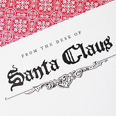 Downloadable santa stationary and link to a letter from Santa about the elf and Jesus! Great link and idea