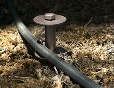 Superieur Garden Soil, Garden Art, Backyard, Metal Hose, Deck Decorating, June 22
