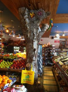 Grocer in Montreal