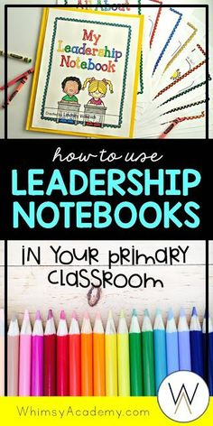 Are you considering starting Student Leadership Notebooks or Data Notebooks in your kindergarten, first grade, or second grade classroom? Click here to read about how to make Leadership Notebooks easy to use in your primary classroom! This resource is perfect for Leader in Me schools, and gives you everything you need to help your students set goals.