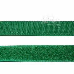 Velcro para coser de color verde