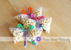 Butterfly Snack Mix - DID IT!