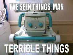 This X-Ray Machine. lmao!