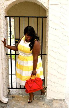 Musings of a Curvy Lady: Spring Ahead  Plus size fashion #womensfashion #curvy