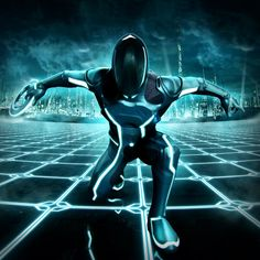 #Tron  3ds max, #ZBrush  May 2011
