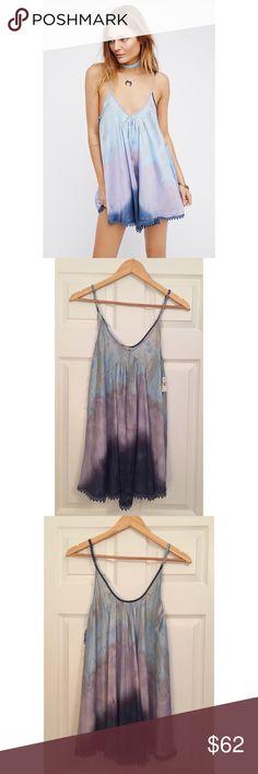 Spotted while shopping on Poshmark: Free People Serena Washed Slip Dress! #poshmark #fashion #shopping #style #Free People #Dresses & Skirts