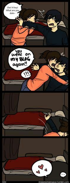 Me and Doll (Comic, I think I'm in love with a Derp) Cute Couple Comics, Couples Comics, Funny Couples, Cute Anime Couples, Funny Relationship Pictures, Relationship Comics, Cute Relationships, Funny Pictures, Gamer Boyfriend