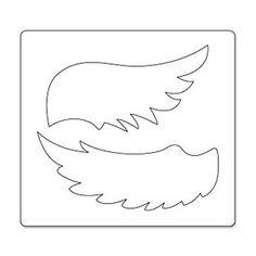 Bildergebnis für silhouette engelsflügel