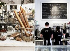 photography by laure joliet for remodelista  My idea of a perfect cafe/bakery/food store is Joan's on Third in LA.