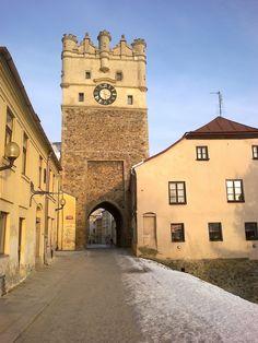 Jihlava - Brána Matky Boží, Czechia