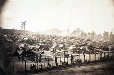 On this day in 1864, the first Northern prisoners arrive at the infamous Camp Sumter in southern Georgia. This facility, better known as Andersonville, became synonymous with the atrocities faced by prisoners on both sides during the Civil War.