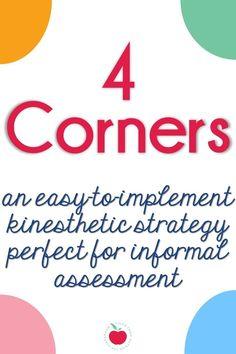 4 Corners is an easy
