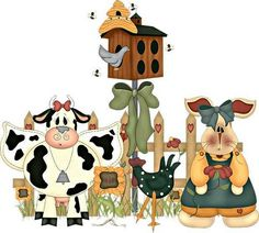Country whimsy :)