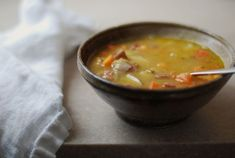 """Split Pea Soup 