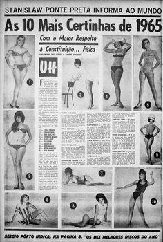 1965 As 10 Certinhas