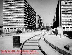 Antiguo Puente Calero en el Barrio de la Concepción MADRID