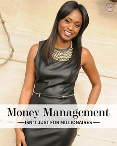 """""""Personal finance should not be all about people that have over 1 million dollars,"""" Dominique Broadway   Finance Tips & Tricks"""