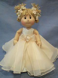 Bonecas da Ilma - Daminha Carol Godinho