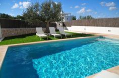 super schöner pool villa mallorca modern casamundo