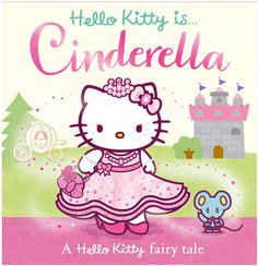 Hello Kitty Cinderella Picture Book on shopstyle.com.au