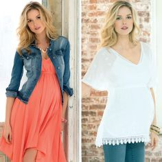Sneak a Peek at Jessica Simpsons Expanded Maternity Collection For Spring/Summer 2013