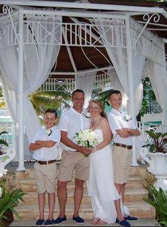 Wedding at Gran Ventana Beach Resort, Puerto Plata, Dominican Republic