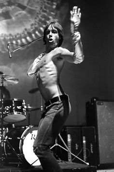 BBC Arts - BBC Arts - Gimme Danger: Jim Jarmusch's love letter to The Stooges