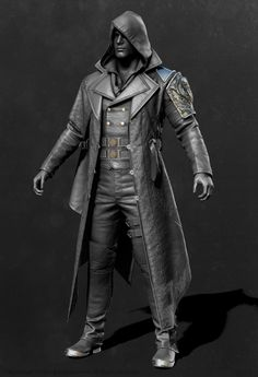 http://www.zbrushcentral.com/showthread.php?197404-Assassin-s-Creed-Syndicate-Character-Team-Post