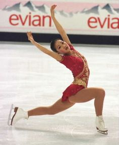 """Meet the extraordinary Michelle W. Kwan. She is a figure skater, diplomat, writer and philanthropist who is most popular for being the most decorated figure skater in American history, as well as one of the most successful and popular American figure skaters of all time.  """"What can I say but dreams do come true!"""" Michelle Kwan http://thextraordinary.org/michelle-kwan"""