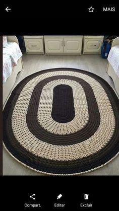Diy Crafts - -Discount Carpet Runners By The Foot HallCarpetRunnersCheap Crochet Home, Knit Or Crochet, Crochet Doilies, Knit Rug, Rug Yarn, Diy Carpet, Rugs On Carpet, Stair Carpet, Carpet Runner