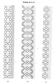 Bucks point lace patterns 50 patterns - lini diaz - Picasa Webalbumok