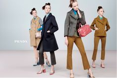 PRADA fashion campaing Fall/Winter 2015  - Photography by Steven Meisel. Film Direction by DJA and Ujin Lin. Stylist: Olivier Rizzo. Hair: Guido Palau. Make up: Pat McGrath.. Music: Run The Jewels.  Video ---->   https://www.youtube.com/watch?v=2eqqcVFRMPg