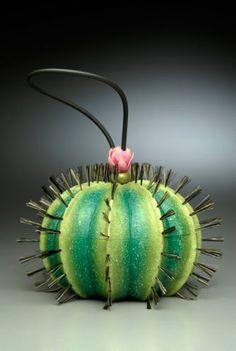 Sac à main cactus