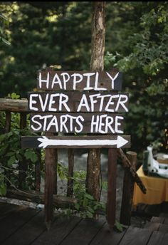 Rustic signs. Fairy tale theme.