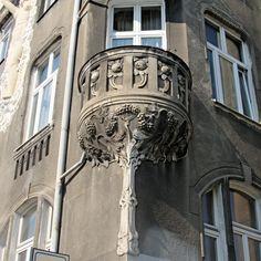 Poznań in Poland