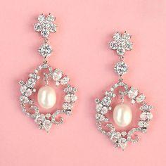 potential wedding earrings...