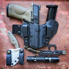"is wise. There is no one holster solution that works for everyone. There's no such thing as the perfect holster. Just holsters that are NEARLY perfect for certain individuals. —————————————— ""I've been blessed to have a friend let me. Tactical Life, Edc Tactical, Tactical Equipment, Tactical Survival, Survival Gear, Concealed Carry Weapons, Police Gear, Everyday Carry Gear, Kydex Holster"