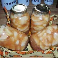 Canned Apple Pie Filling Allrecipes.com