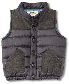 Osh Kosh Genuine Kids from Oshkosh Infant Toddler Boys' Puffer Vest on shopstyle.com