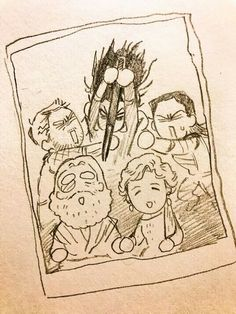 Awkward family photo (gone wrong)