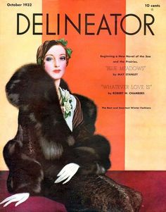 Delineator 1922 ~ Neysa McMein