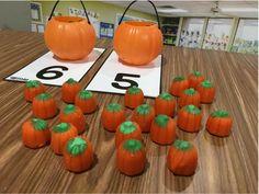 Candy Pumpkin Counti