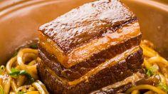 【舌尖上的晶華】大文豪的私房美饌:東坡肉