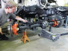 Cummins Diesel Engine Swap Avalanche Engineering