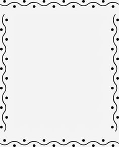 96 free coloring page borders page borders Page Borders Free, Page Borders Design, Frame Border Design, Boarder Designs, School Coloring Pages, Free Coloring Pages, Borders For Paper, Borders And Frames, Picture Borders