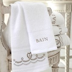 Odette Faded Gold Hand And Guest Towels  Cologne U0026 Cotton  BATHROOM
