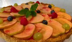 lecker kuchen Fruit Salad, Den, Watermelon, Food, Yummy Cakes, Meal, Eten, Hoods, Meals